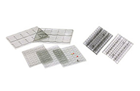 ST-poly treated conductive trays