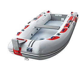 [Inflatable boat]